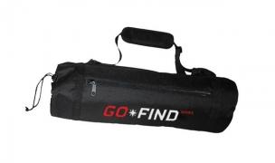 Износостойкая сумка для вашего GO-FIND. Удобные карманы для аксессуаров.